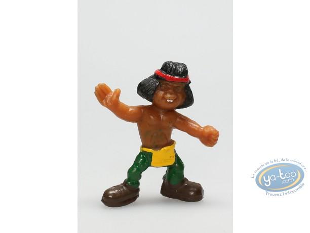 Plastic Figurine, Lucky Luke : Coyotito