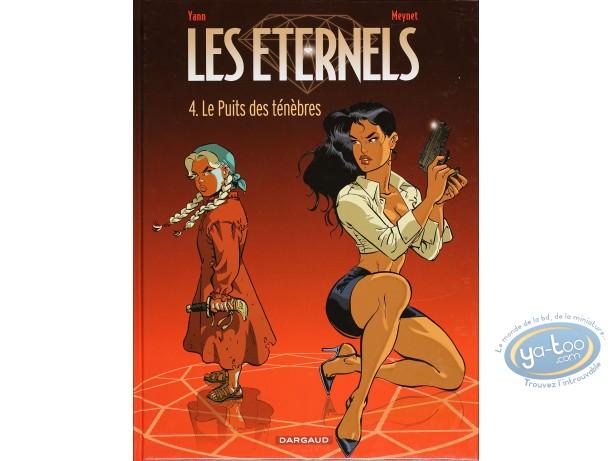 Listed European Comic Books, Eternels (Les) : Le Puits des Tenebres