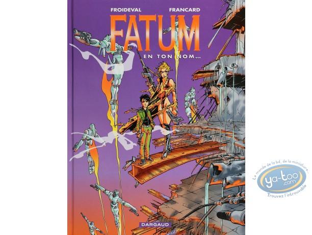 Listed European Comic Books, Fatum : En ton Nom (very good condition)