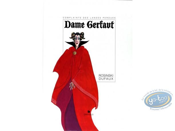Limited First Edition, Complainte des Landes Perdues (La) : Dame Gerfaut