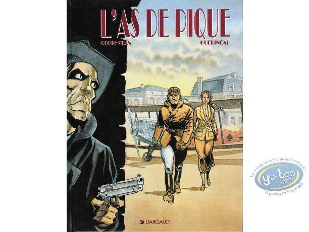 Listed European Comic Books, As de Pique (L') : L'As de Pique