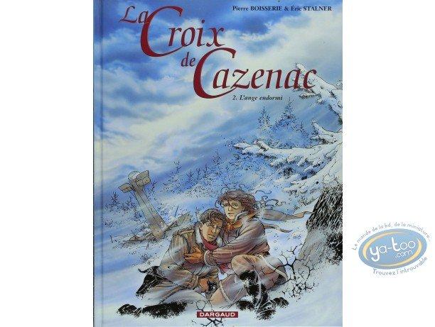 Listed European Comic Books, Croix de Cazenac (La) : L'Ange Endormi