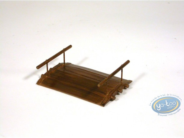 Metal Figurine, Blue Coats (The) : The Camp - The Bridge (bulk)