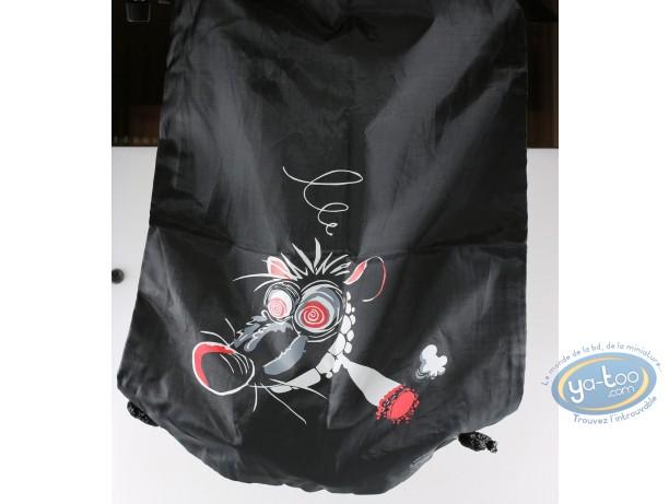 Luggage, Pacush Blues - Les rats : Pool bag, Ptiluc, Les Rats : Smoking