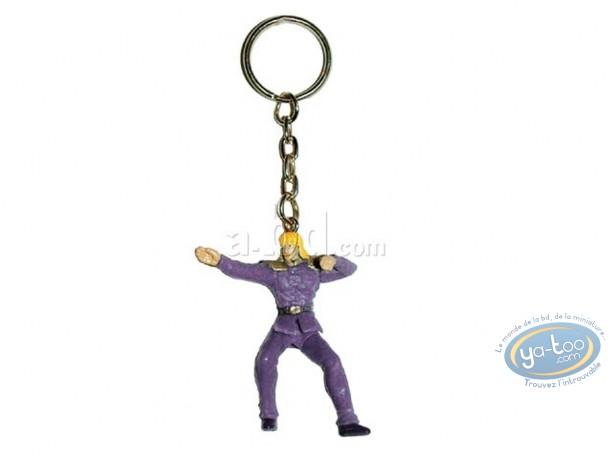 Keyring, Ken le Survivant : Key ring Hokuto no Ken 4