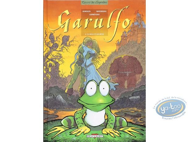 Listed European Comic Books, Garulfo : La belle et les betes