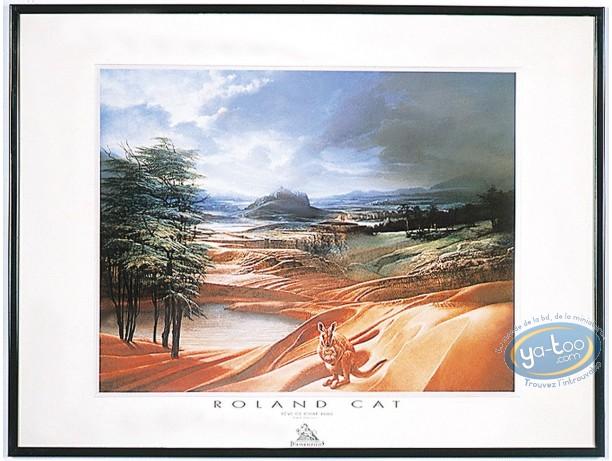 Offset Print, Roland Cat : Kangaroos