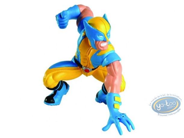 Plastic Figurine, X-Men : Wolverine