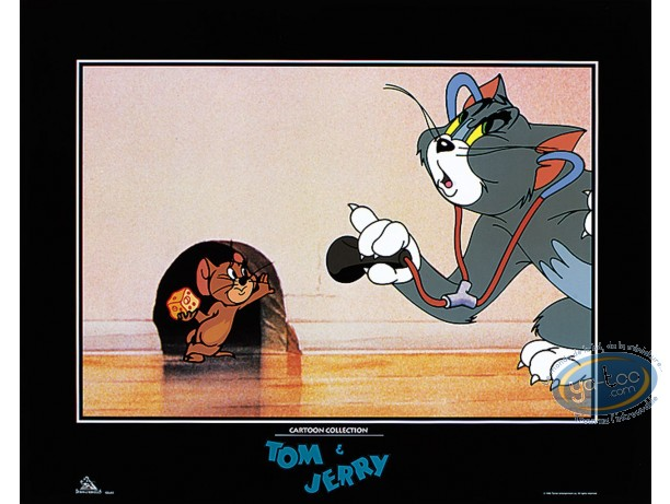 Offset Print, Tom and Jerry : Doctor
