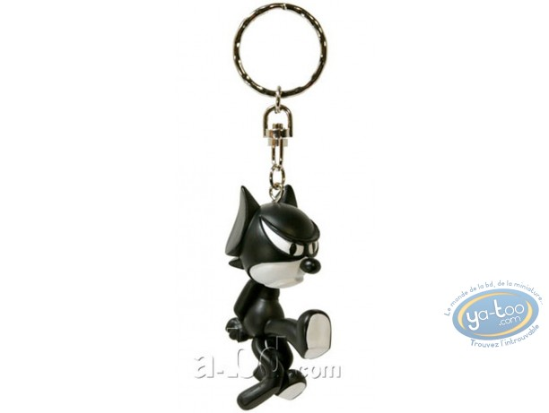 Keyring, Félix le Chat : Key ring : Felix the Cat