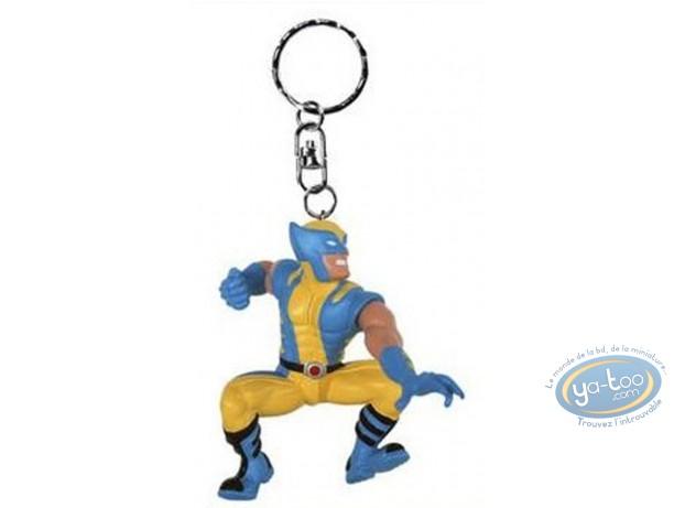 Plastic Figurine, X-Men : Key ring, X-men : Wolverine