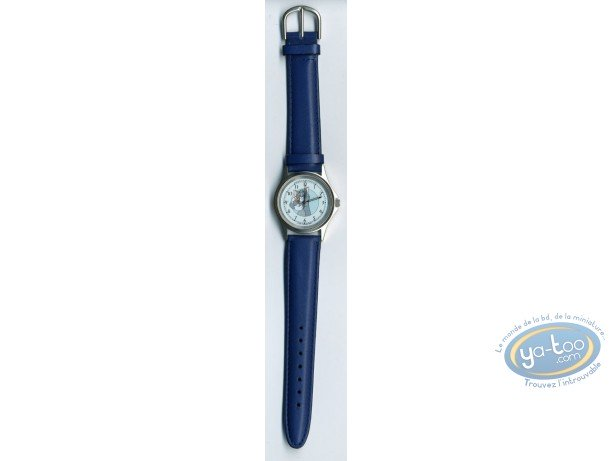 Clocks & Watches, Tom and Jerry : Watch Tom & Jerry leather strap
