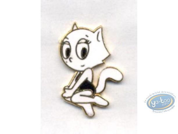 Pin's, Félix le Chat : The Felix the Cat's friend