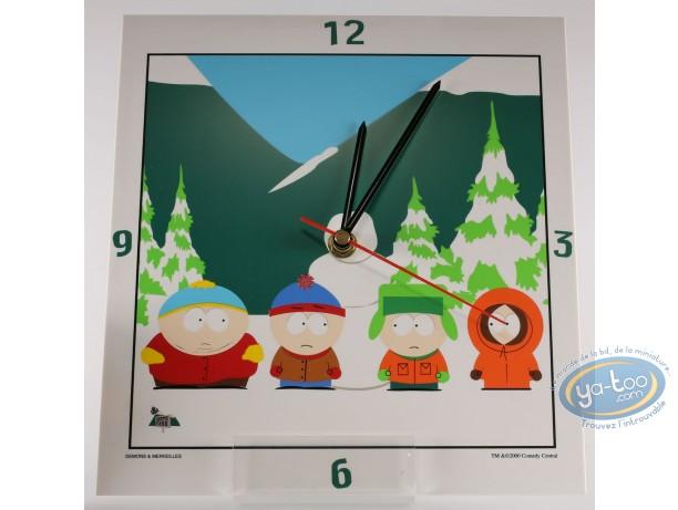 Clocks & Watches, South Park : Clock, South Park