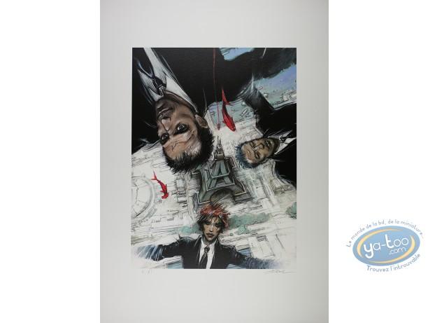 Offset Print, Sommeil du Monstre (Le) : Rendez-vous in Paris