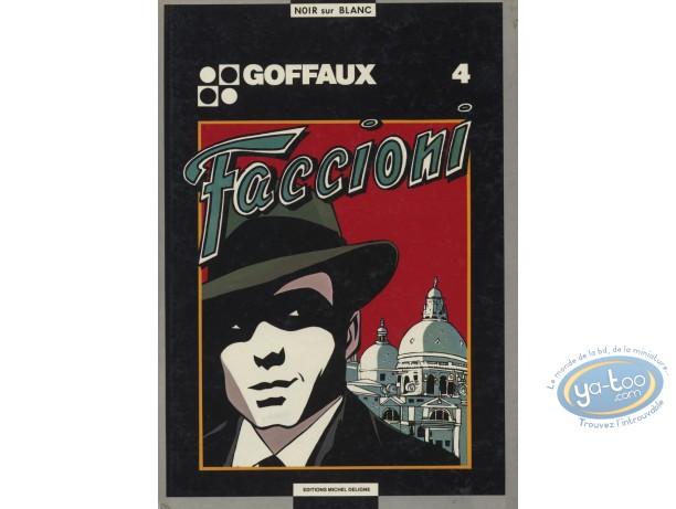 Listed European Comic Books, Max Faccioni : Max Faccioni