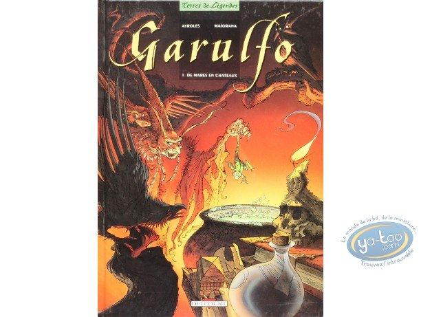 Listed European Comic Books, Garulfo : De Mares en Chateaux (good condition)