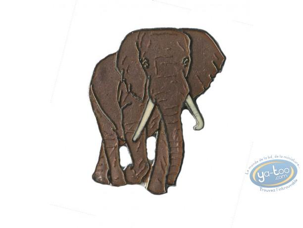 Pin's, Elephant