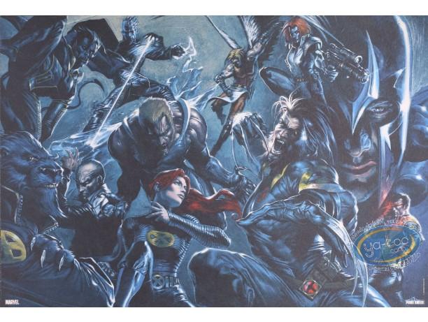 Offset Print, X-Men : X-Men