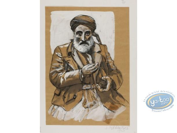 Originals, Carnets d'Orient (Les) : Old Man