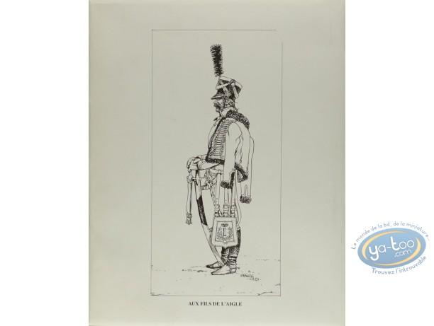 Portfolio, Fils de l'Aigle (Les) : Aux fils de l'Aigle