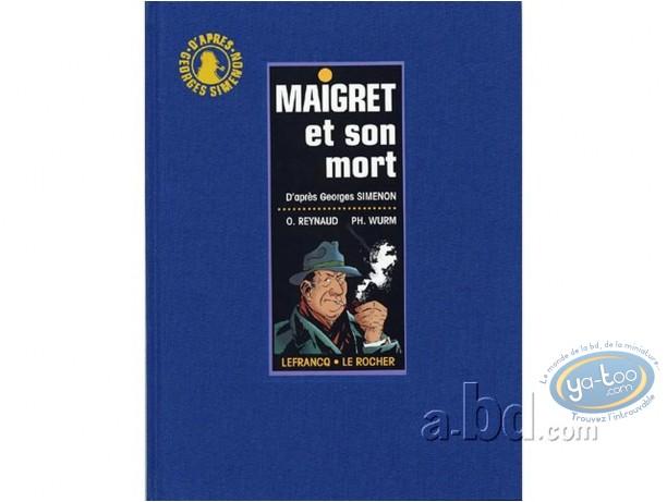 Limited First Edition, Maigret : Maigret et son mort