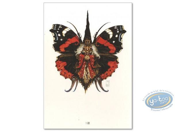 Offset Print, Féerie : Fairy Boa Bolga