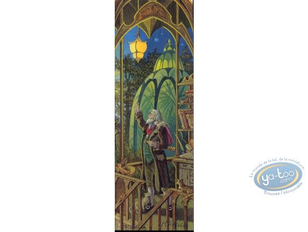 Offset Bookmark, 4 Saisons : The 4 seasons autumn