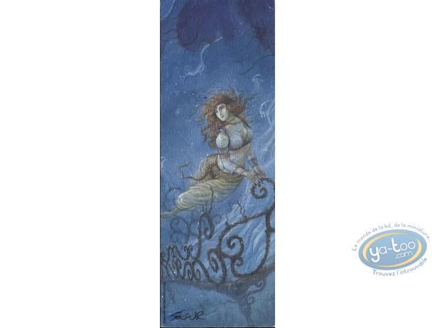 Offset Bookmark, Roi des Méduses (Le) : Woman