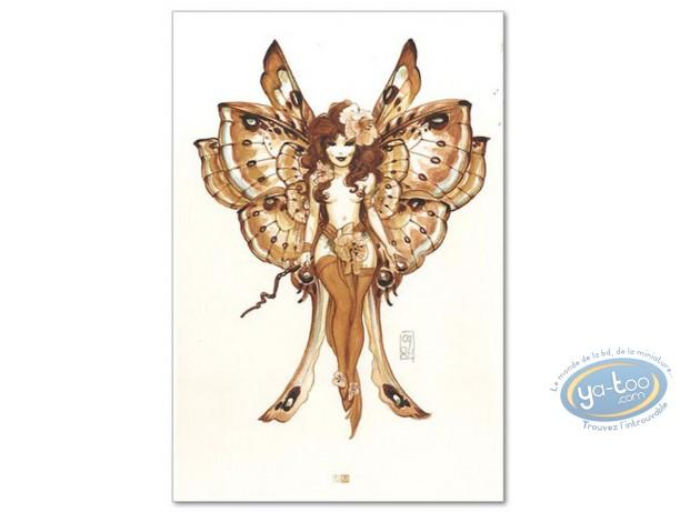 Offset Print, Féerie : Fairy Louisette
