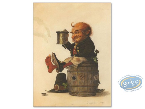 Offset Print, Féerie : Old Goblin