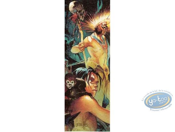Offset Bookmark, Terre Sans Mal (La) : Wizard