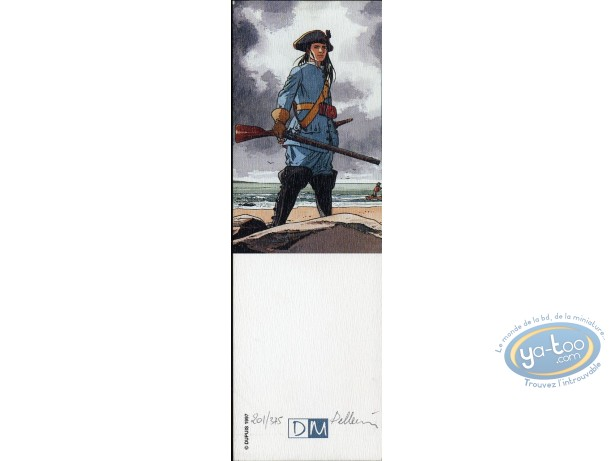 Offset Bookmark, Epervier (L') : Yann