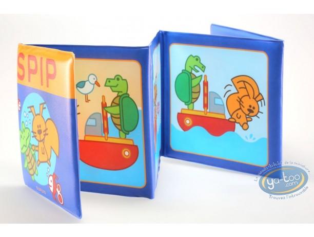 Toy, Spip : Bath book