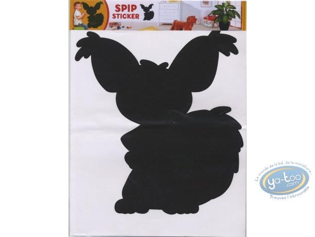 Toy, Spip : Spip : Sticker