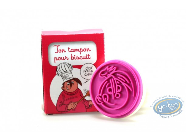 Toy, Tamara : Tamara : Biscuit tampon
