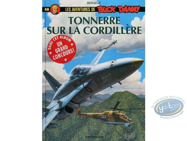 Listed European Comic Books, Buck Danny : Tonnerre sur la Cordillere