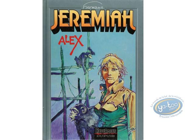 Listed European Comic Books, Jérémiah : Alex (very good condition / sans poster)