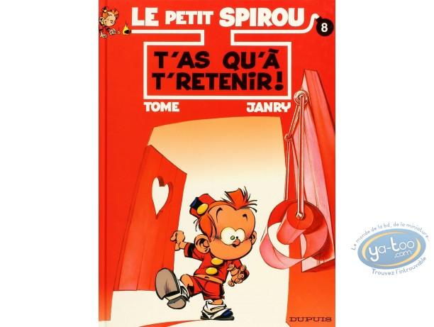 Listed European Comic Books, Young Spirou : Le Petit Spirou