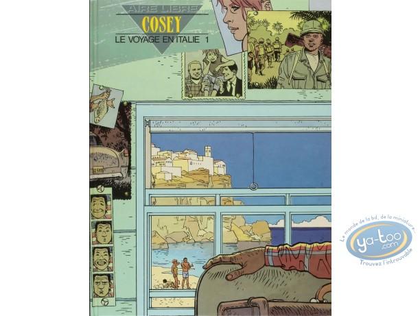 Listed European Comic Books, Voyage en Italie (Le) : Le Voyage en Italie