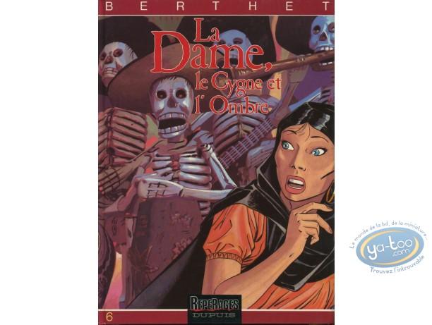 Reduced price European comic books, Dame, Le Cygne et l'Ombre (La) : La Dame, Le Cygne et l'Ombre