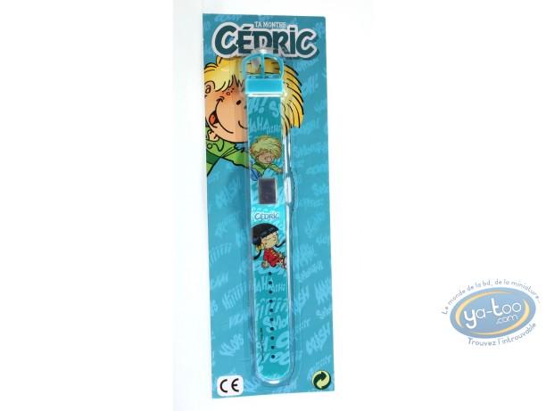 Clocks & Watches, Cedric : Cedric : Watch (battery to change)