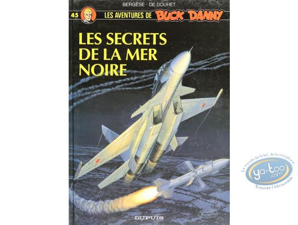 Listed European Comic Books, Buck Danny : Les Secrets de la Mer Noire