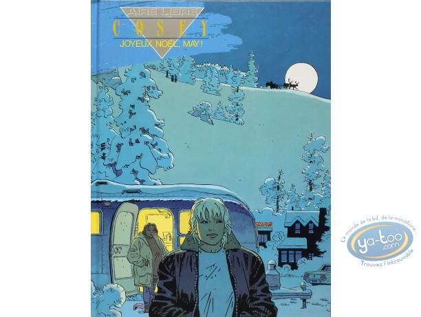Listed European Comic Books, Joyeux Noël May : Cosey, Joyeux Noël, May!