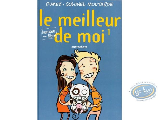 Listed European Comic Books, Meilleur de Moi (Le) : Entrechats (+ bookplate)