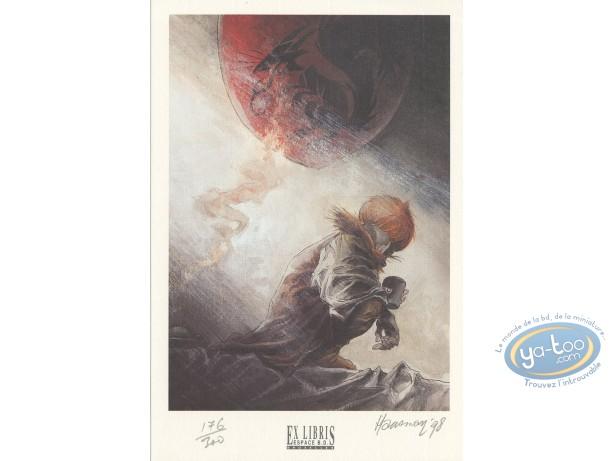 Bookplate Offset, Prince des Ecureuils (Le) : Loneliness