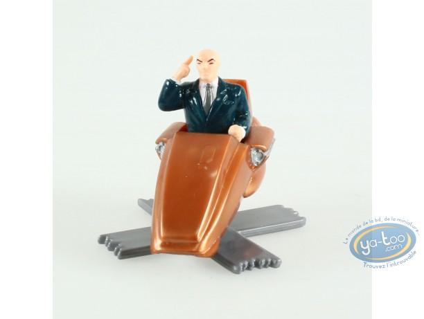 Plastic Figurine, X-Men : Professor X (Xavier)