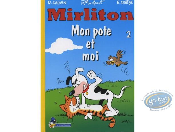 Reduced price European comic books, Mirliton : Vol. 2 - Mon pote et moi