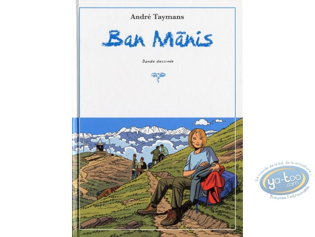 Reduced price European comic books, Ban Manis : Ban Manis