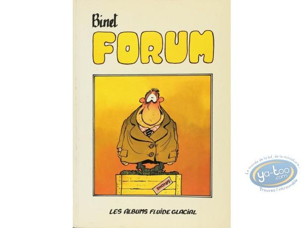 Listed European Comic Books, Forum : Forum